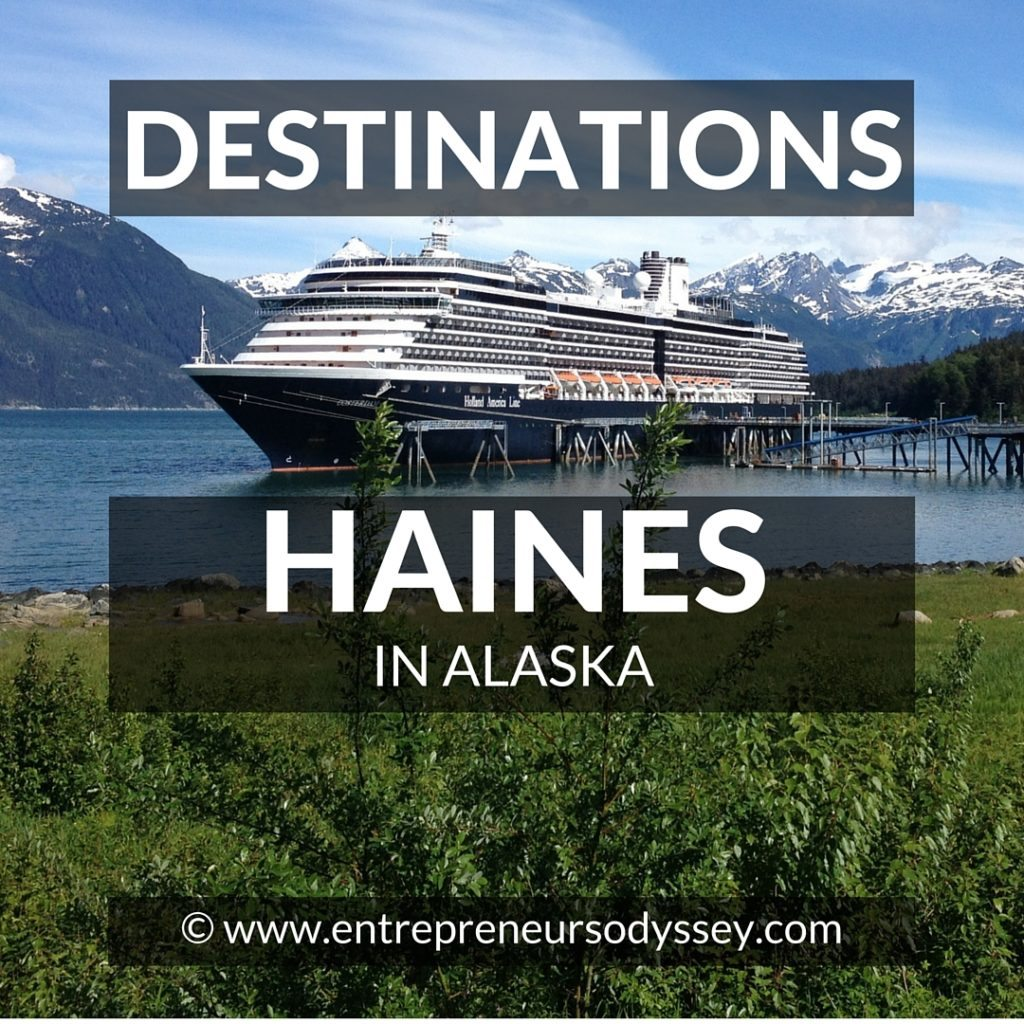 Haines in Alaska