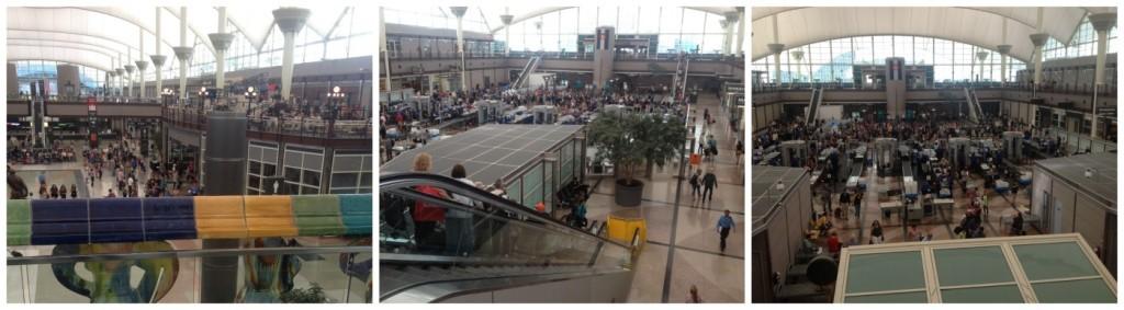 Security at Denver International Airport