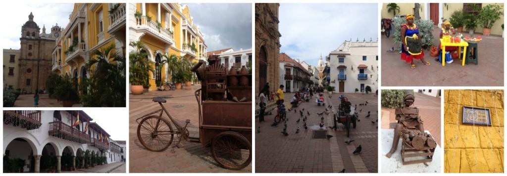 Cartagena architechture