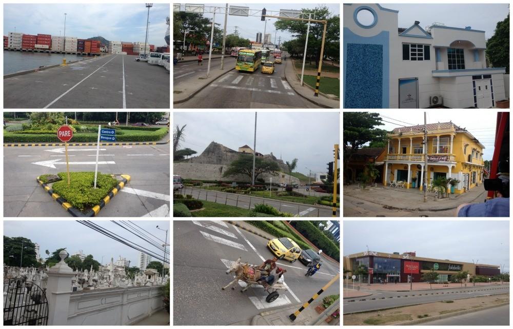 Cartagena town images