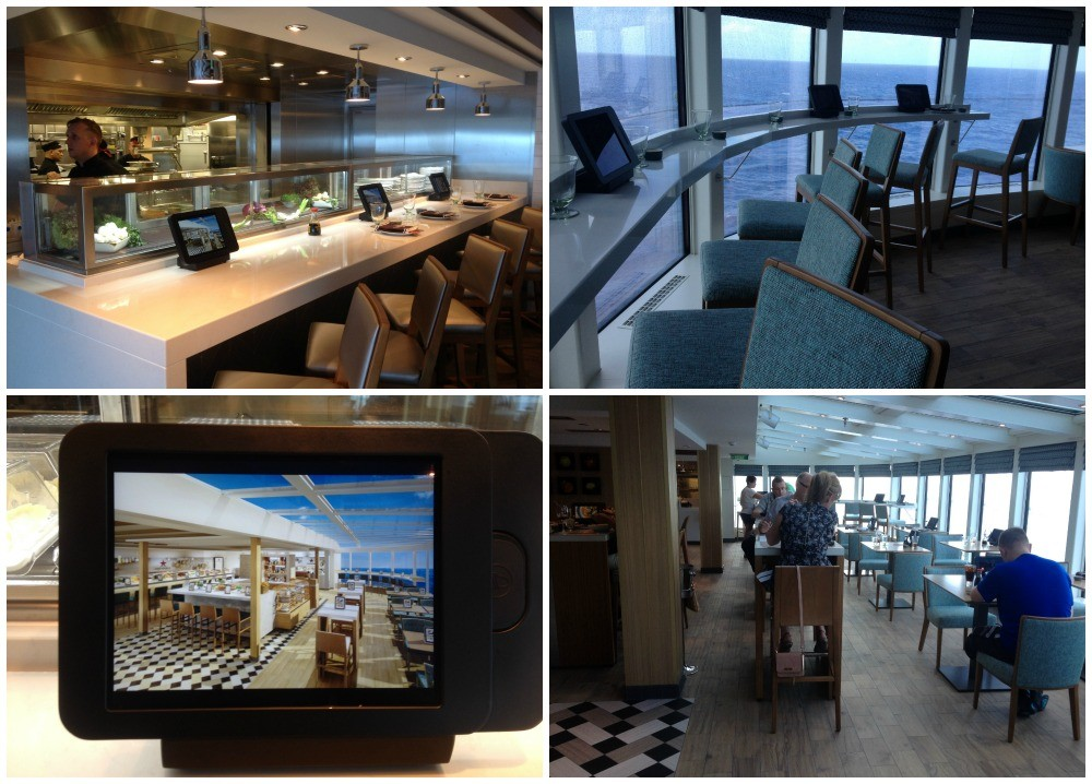 Food Republic by Pub Belly on NCL Escape