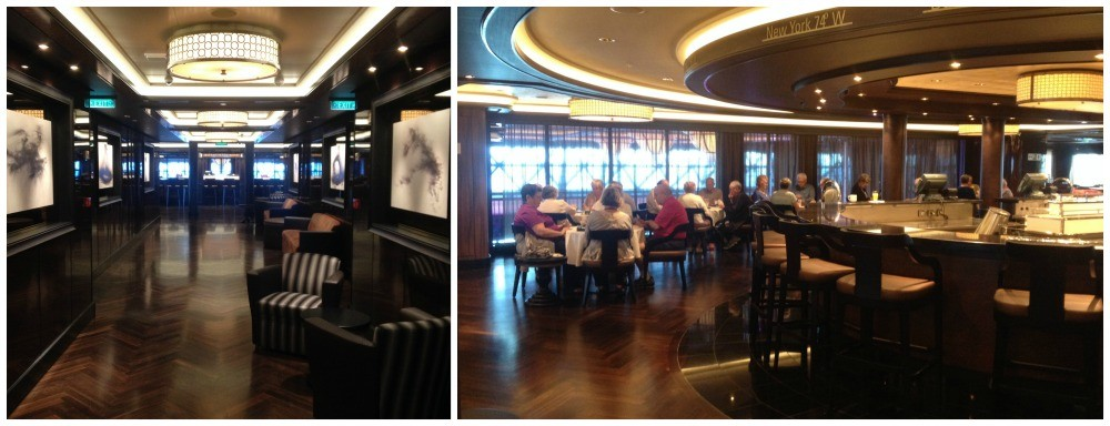 The Prime Meridian Bar on NCL Escape