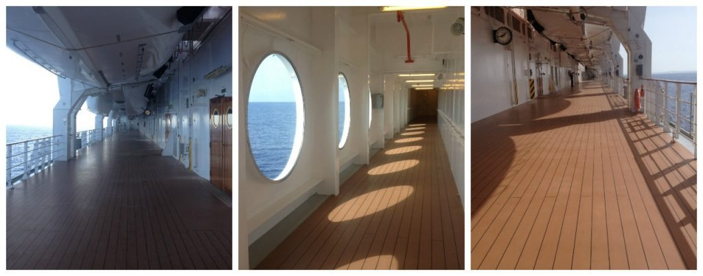 MSC Poesia deck7 promenade
