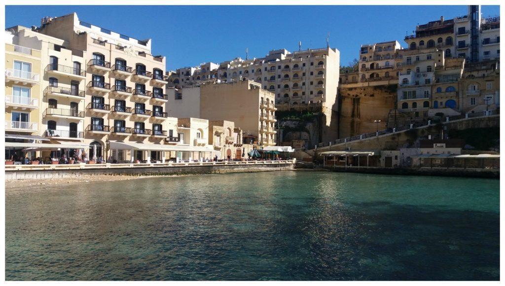 Xlendi bay on Gozo