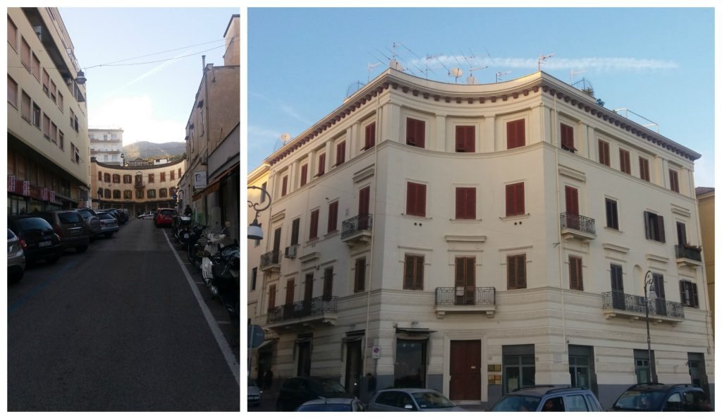 Architecture from Formia