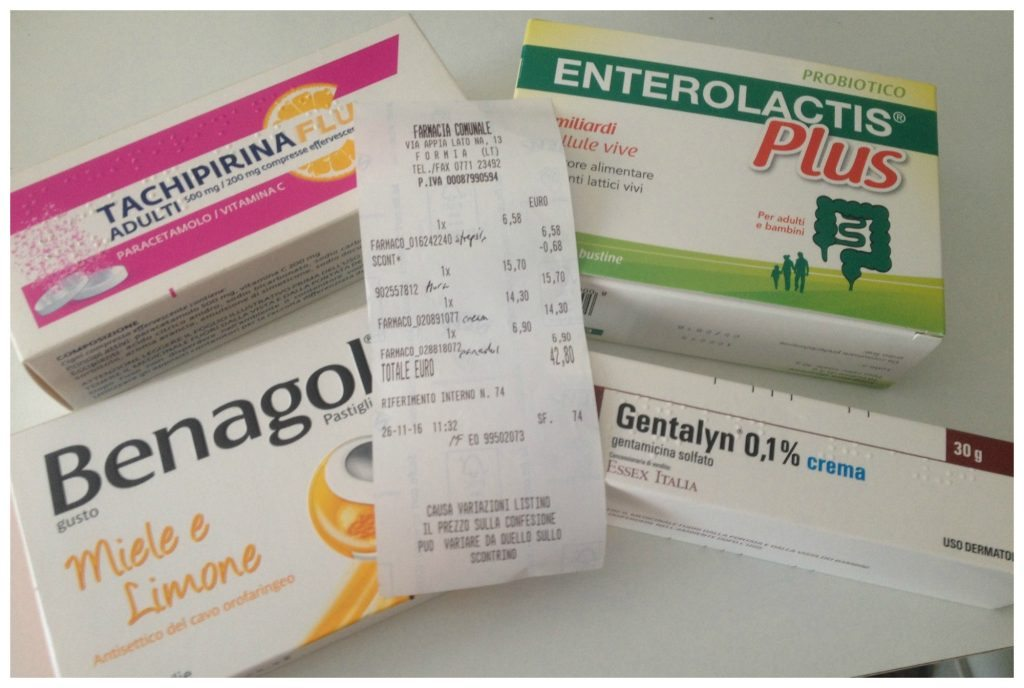 Expensive over the counter medicine in Formia