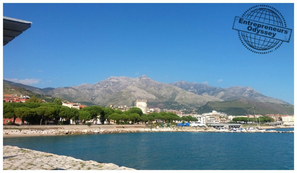 Formia waterfront