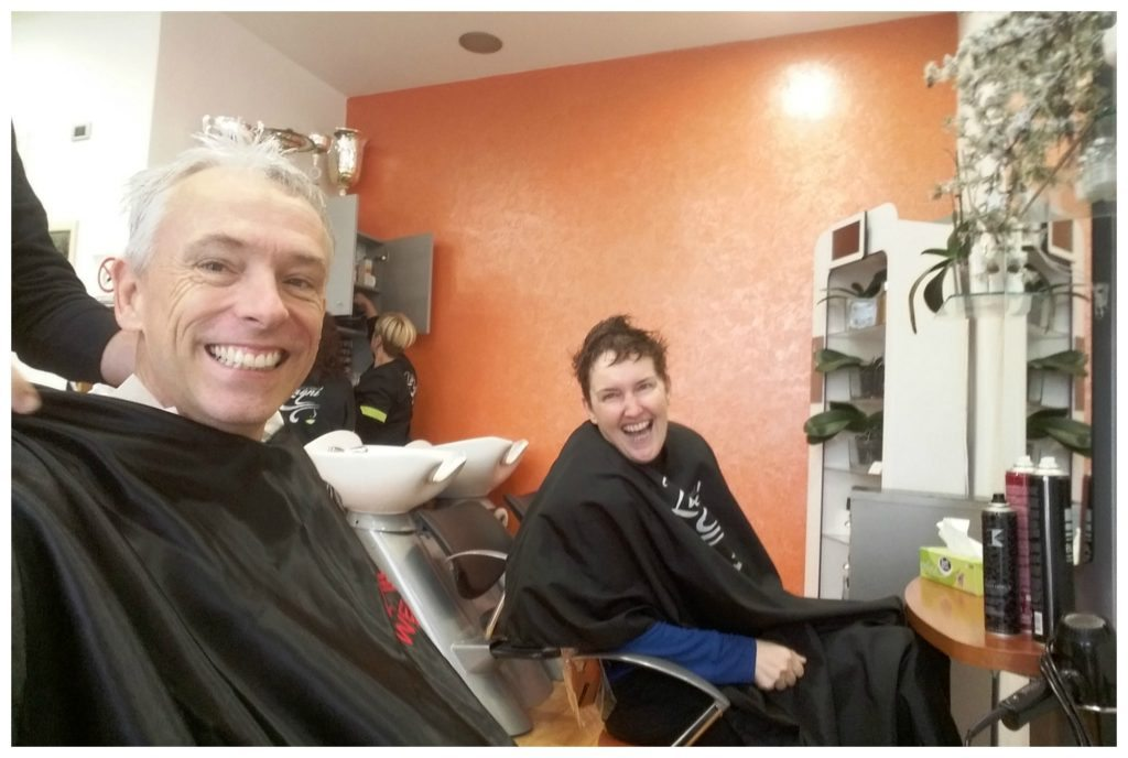 Hair cuts in Formia